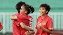 Đội tuyển nữ Việt Nam đại thắng Kyrgyzstan 12-0