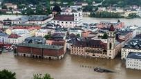 Trung Âu cảnh báo lũ lụt nghiêm trọng