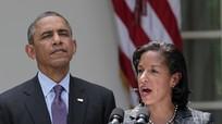 Bà Susan Rice chính thức thành cố vấn an ninh quốc gia Mỹ