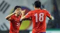 VL World Cup 2014 - châu Á: Vé chờ Hàn Quốc, Australia
