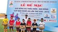 Thiếu niên Đô Lương, Nhi đồng Tân Kỳ giành ngôi vô địch