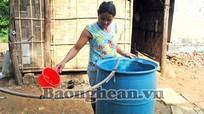 Phường Quang Tiến - Thị xã Thái Hòa: Thiếu nước sạch