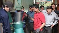 Chế tạo thành công máy xử lý rác thải với giá thấp