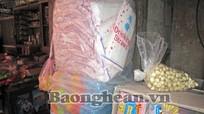 Tràn lan ống hút nhựa Trung Quốc
