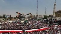 Biểu tình và tuần hành vẫn rầm rộ trên khắp Ai Cập