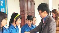 Phong trào chăm sóc trẻ em nghèo ở huyện đoàn Nghi Lộc