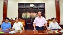 Lãnh đạo tỉnh chúc mừng LĐLĐ tỉnh nhân Ngày truyền thống Công đoàn Việt Nam (28/7)