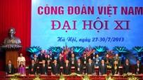 Khai mạc Đại hội XI Công đoàn Việt Nam