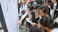 Ngày 10-8 sẽ công bố điểm sàn các trường ĐH, CĐ