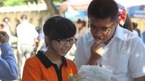 Bộ GD-ĐT công bố điểm sàn tuyển sinh năm 2013