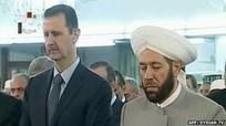 Syria phủ nhận đoàn xe của ông Bashar al-Assad bị tấn công