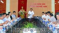Tập trung xây dựng kế hoạch triển khai Chương trình hành động thực hiện Nghị quyết 26 của Bộ Chính trị