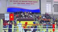 Khai mạc Giải vô địch võ cổ truyền toàn quốc lần thứ XXIII