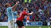 Manchester City thua sốc trước tân binh Cardiff City