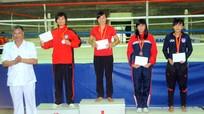 Nghệ An đoạt 3 HCV Giải vô địch võ cổ truyền toàn quốc năm 2013