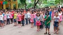 Phấn đấu không còn bạo lực học đường