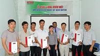 23 học viên được trao bằng Lập trình viên CNTT và Quản trị mạng quốc tế