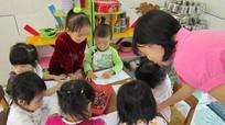 Nhiều trường mầm non thiếu giáo viên