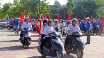 Ngày hội Thanh niên với văn hóa giao thông