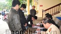 9 học sinh trường THPT VTC cùng vi phạm trật tự ATGT