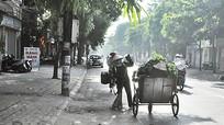Chuyển biến công tác vệ sinh môi trường ở Thành phố Vinh
