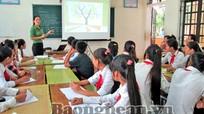 Quỳnh Lưu: Tập huấn hướng nghiệp cho cán bộ, giáo viên bậc THCS