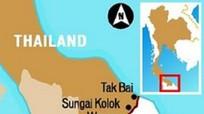 Malaysia xây rào kẽm gai 121km biên giới ngăn buôn lậu