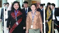 Phó Chủ tịch QH Tòng Thị Phóng tham dự AIPA 34