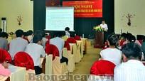 Tập huấn kỹ năng nghề công tác xã hội