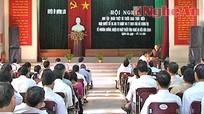 Quỳnh Lưu quán triệt Nghị quyết 26 của Bộ Chính trị về Nghệ An