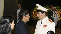 Lãnh đạo Đảng, Nhà nước chia buồn cùng gia quyến Đại tướng
