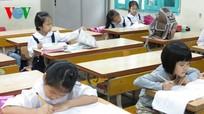 Bộ GD-ĐT chấn chỉnh dạy thêm, học thêm, học trước lớp 1