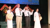 Giao lưu văn nghệ chào mừng Tuần văn hóa Việt- Pháp tại Nghệ An