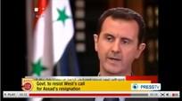 Chính phủ Syria khẳng định không từ bỏ quyền lực