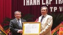 Công bố Quyết định thành lập Trường Đại học Công nghiệp Vinh