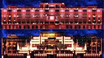 Trình diễn ánh sáng và âm thanh vinh danh kiến trúc Dinh Thống Nhất