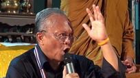 Thủ lĩnh biểu tình hối thúc người ủng hộ ngăn cản bầu cử