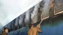 Cháy tàu tốc hành tại Ấn Độ, ít nhất 23 người thiệt mạng