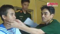 Những bác sĩ quân y trên đảo An Bang
