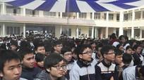 Hơn 1000 học sinh tham gia chương trình tư vấn tuyển sinh – hướng nghiệp