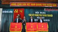 Đô Lương phát động phong trào và ký kết giao ước thi đua năm 2014