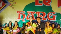 Hội thi Người đẹp Hang Bua 2014