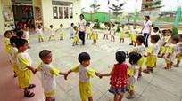 Nghiêm cấm dạy thêm ngoại ngữ cho trẻ mầm non