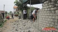 Xây dựng nông thôn mới: Tự nguyện hiến đất mở đường