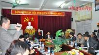 Bộ trưởng Bộ Y tế Nguyễn Thị Kim Tiến thăm các cơ sở y tế
