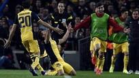 Siêu phẩm của Diego khiến Barca chết lặng ở Nou Camp