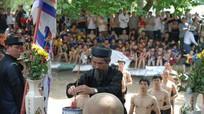 Lễ hội vật cầu bùn độc đáo tại tỉnh Bắc Giang