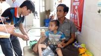 Nậm Nhoóng (Quế Phong): 13 trẻ mầm non bị ngộ độc