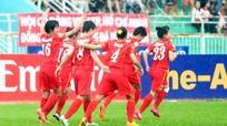 17h15 sân Thống Nhất, ĐT Việt Nam-ĐT Thái Lan: Giấc mơ World Cup là đây