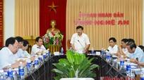 Phấn đấu đưa Nghệ An trở thành Trung tâm CNTT vùng Bắc Trung bộ